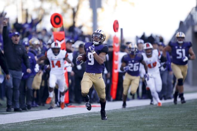 Dawg Halftime Report vs Oregon State: Fast Start Sparks 35-16 UW Lead