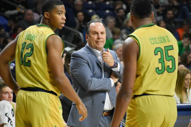 ND, IU looking forward to Crossroads Classic matchup