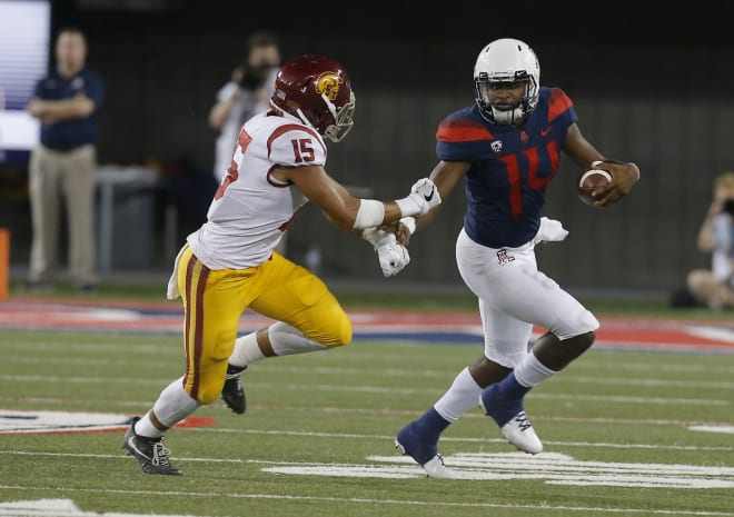 TrojanSports - Reporter Roundtable: Picks, predictions and perspective for USC-Arizona