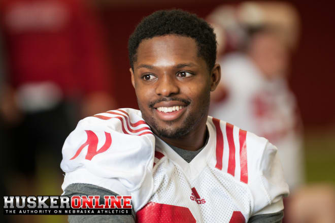 Defensive back Aaron Williams participated in his first practice of the spring on Tuesday.