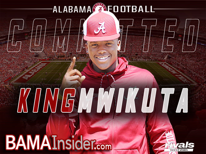 Saban confirms Golding will join Tide staff
