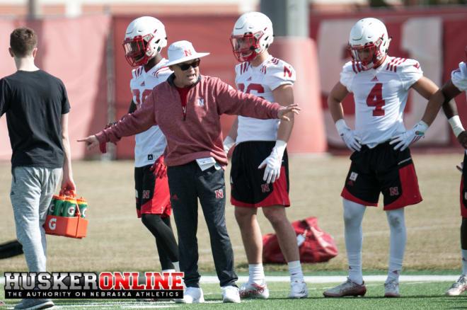 Safety's Coach Bob Elliot
