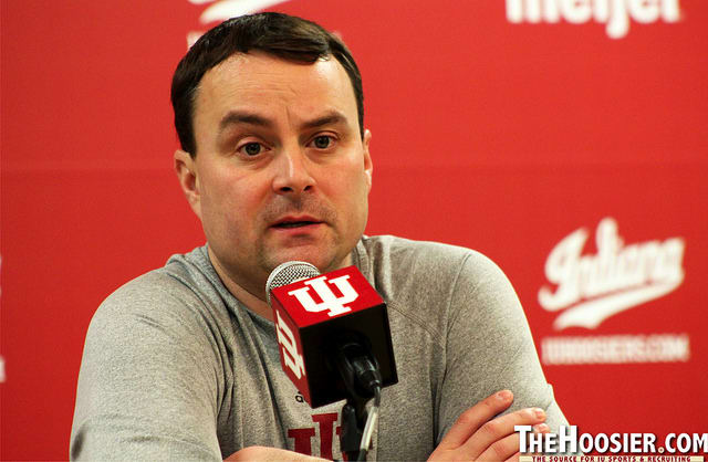 Archie Miller and the Hoosiers have two open scholarships.