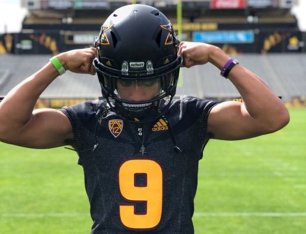 ASU makes a resounding statement offering over a dozen local 2022 prospects
