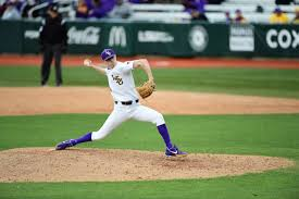 LSU reliever Devin Fontenot was brilliant in defeat