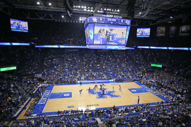 Uk Basketball: 2017-18 Kentucky Basketball Schedule