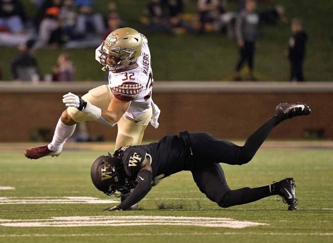 Warchant - Florida State football falls late at Wake Forest, 22-20