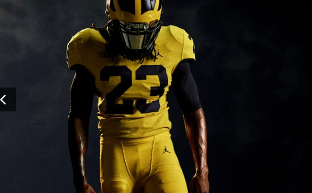 7f955997e1a TheWolverine - It's Official: Michigan Football Will Wear Maize ...