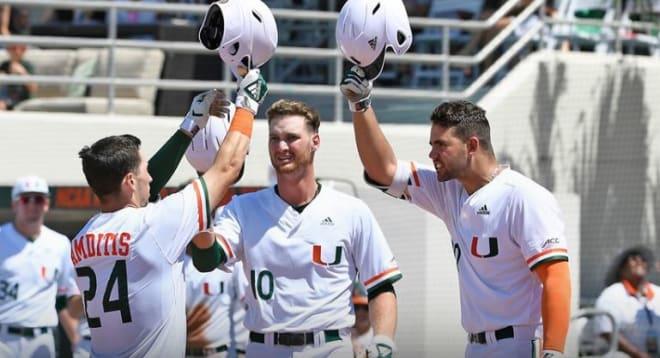 Florida State baseball earns six seed in ACC Tournament