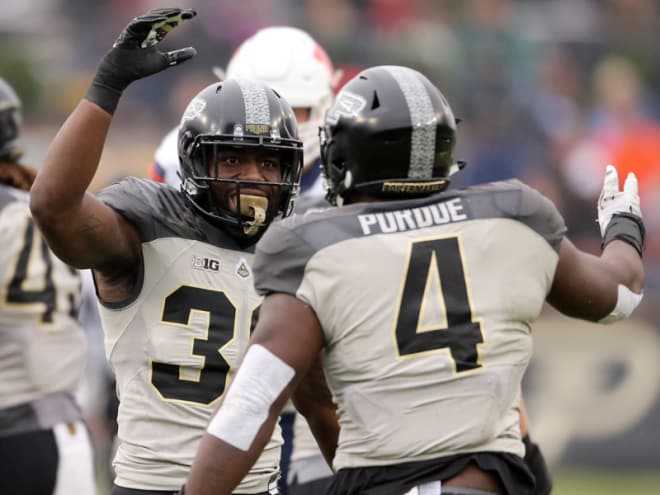 Wildcats will play Purdue in Foster Farms Bowl, per report