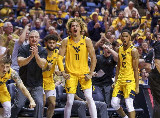 State beats No. 12 West Virginia for first Big 12 win