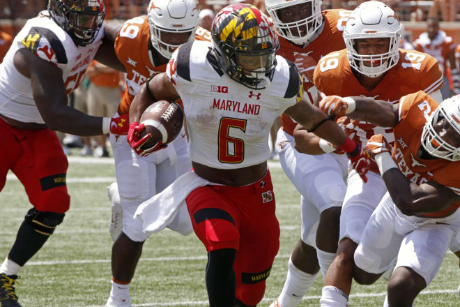 No. 21 MI  dominates Maryland in 1st half in 35-10 win