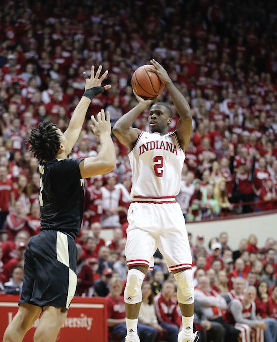 Purdue fends off Indiana for record 17th straight win