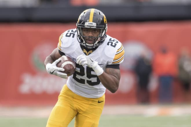 Running back Akrum Wadley returns after rushing for over 1,000 yards in 2016.