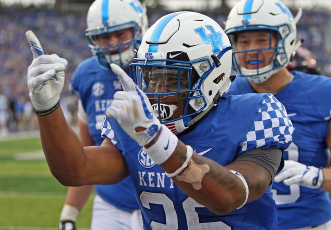 CatsIllustrated - Resurgent Benny Snell Jr. gives Kentucky ...