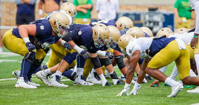 Notre Dame has its highest preseason AP poll ranking since 2006, when it started No. 2.