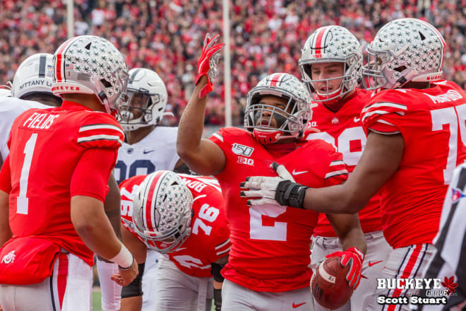 It wasn't pretty, but Ohio State pulled out a tough win against Penn State.