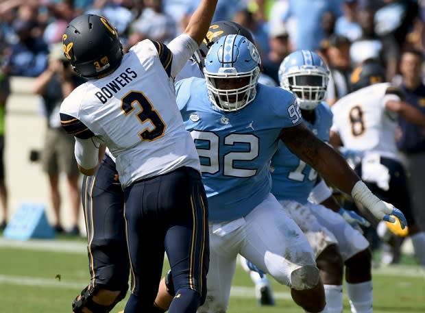 One of UNC's most important players entering last fall, an injury ruined his season, though he's now fully recovered.
