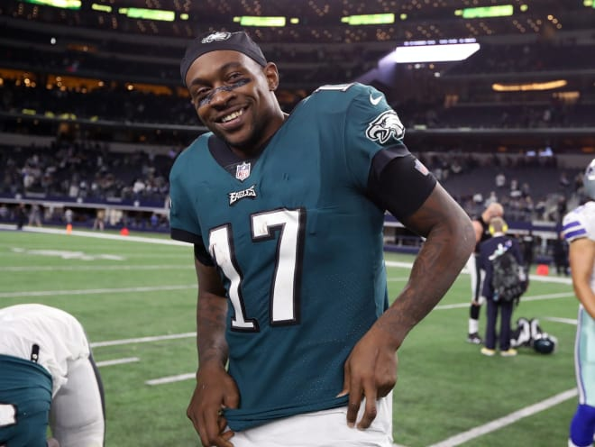 Philadelphia Eagles extend Alshon Jeffery to four-year extension