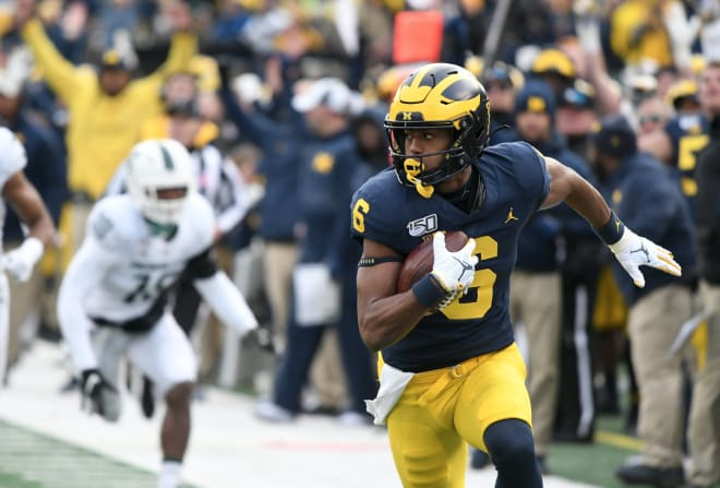Michigan WR Tarik Black enters NCAA transfer portal