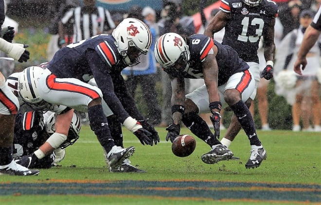 Auburn football gets flawless tune-up win with blowout of Samford