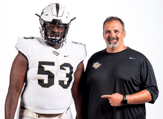 Rivals com - Pahokee OL Delonis Kabir sees a perfect fit in UCF