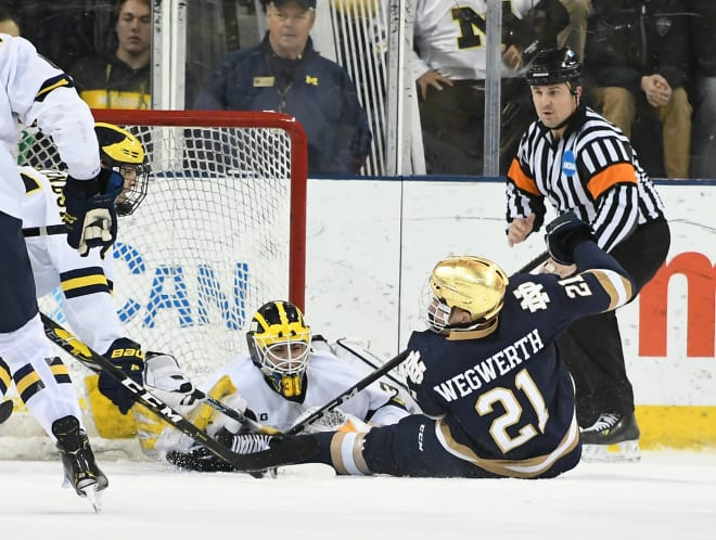 TheWolverine - Weekend Review: Michigan Hockey Ties, Then Falls To No. 11 Clarkson