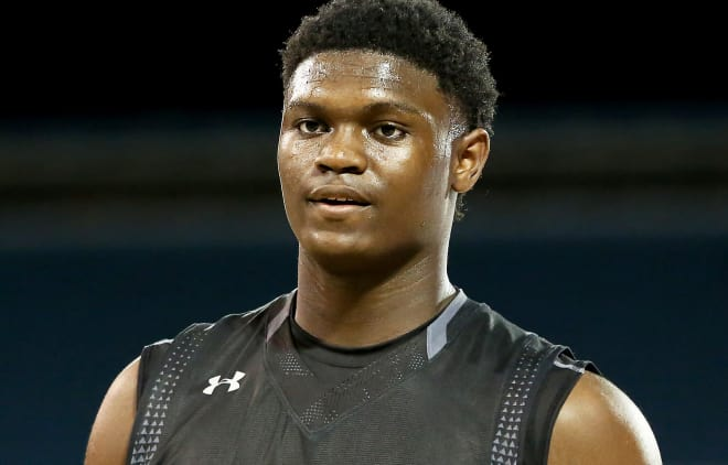 Five-star wing Zion Williamson is off the board to Duke