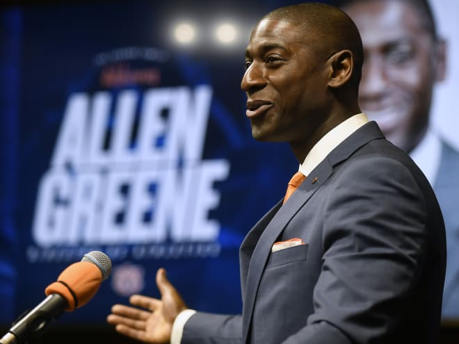 Allen Greene says a 10-percent budget cut will help Auburn coaches refocus on what is most important.