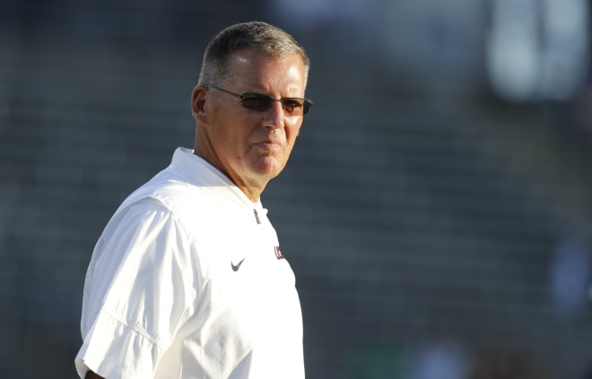 Connecticut head coach Randy Edsall is back as head coach of the Huskies after guiding the program to the FBS and a Big East title in 2010. (USA Today Images)