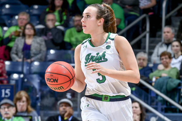 Notre Dame ends Cavaliers' run in ACC quarterfinals