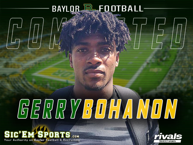 Four-star quarterback Gerry Bohanon commits to Baylor