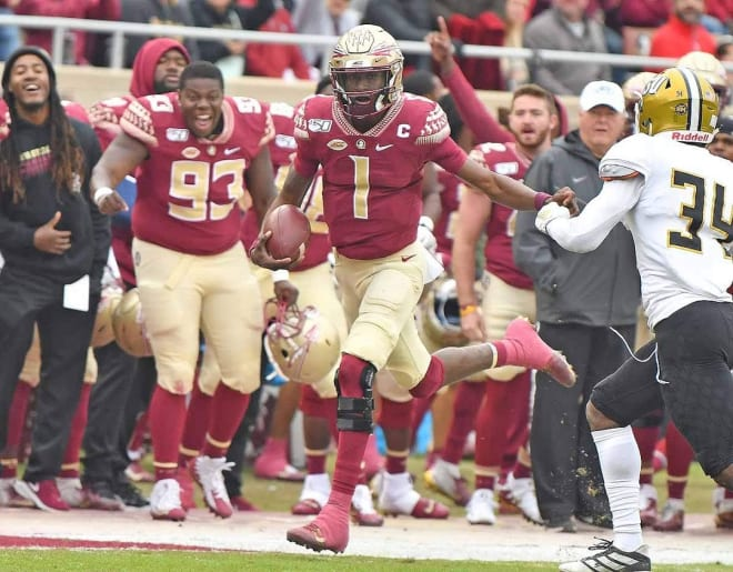 Warchant - Going Bowling: FSU swats Alabama State, becomes bowl eligible
