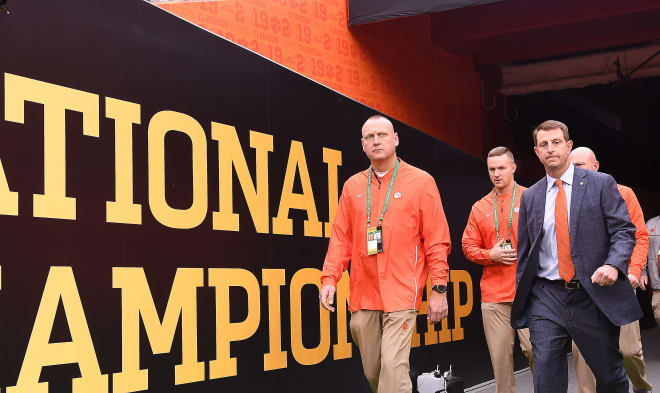 Clemson still has doubters despite two national titles in the last three years, the latest of which was a resounding blowout win over SEC kingpin Alabama.