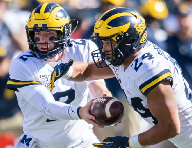 TheWolverine - Report Card: Grading Michigan Wolverines Football's 42-25 Win Over Illinois