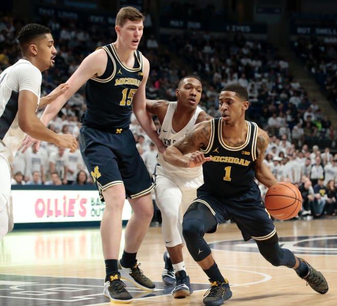 Thewolverine Michigan Wolverines Basketball Looks To