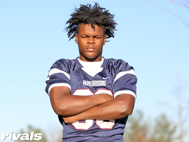 Alabama extends offer to Khurtiss Perry