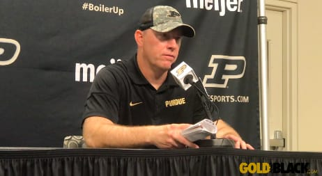 Minnesota escapes at Purdue; Boilers lose Rondale Moore