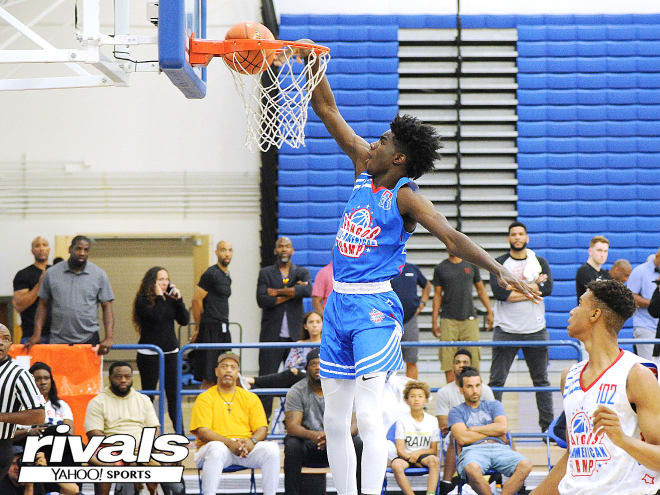 Kentucky basketball lands 2019 five-star forward Kahlil Whitney