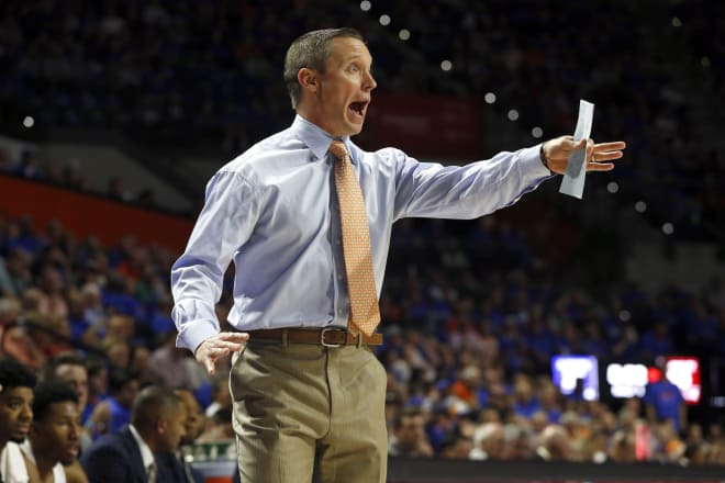 No. 5 Florida goes cold in home loss to Loyola