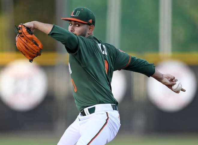 Hurricanes lose fourth straight, fall to Gators 8-2