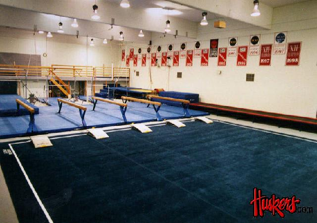 Nebraska's first major project they'll take on as a full-share member of the Big Ten is building the gymnastics programs a new $14.1 million practice facility connected to the Devaney Center. Currently the women practice at Mabel Lee Hall and the men at Devaney.