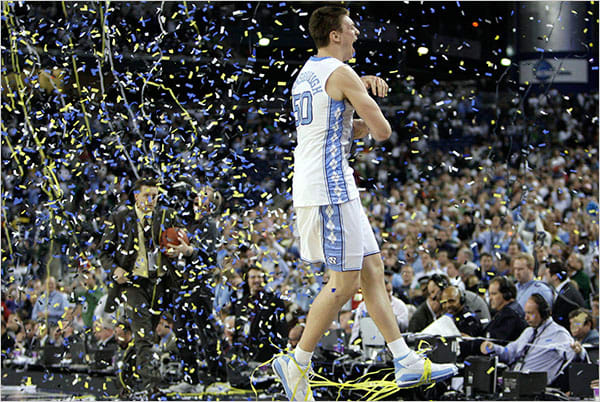 Hansbrough's constant effort reaped UNC many rewards.