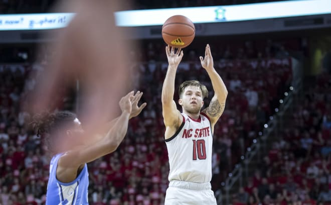 Thewolfpacker Com Nc State Has Plan Of Attack For Syracuse S Zone