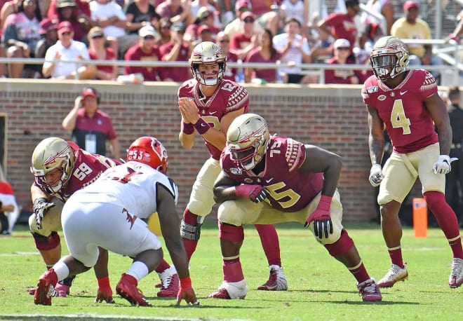 Warchant - Stat Bomb: Florida State football grades - Hornibrook blows the doors off