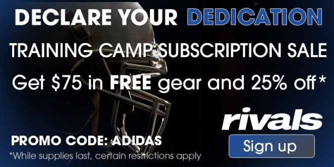 CLICK THE PICTURE ABOVE TO GET 25% OFF A NEW SUB AND A $75 ADIDAS GIFT CARD.