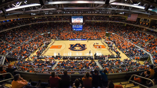 Auburn Arena, which was completed in 2010, is the department's most recent, major facility upgrade.