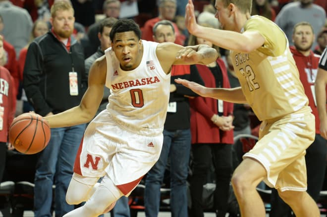 Maryland Edges Nebraska 74-72