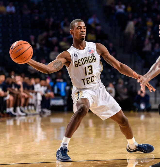 Curtis Haywood II and Georgia Tech moved to 2-1 with a convincing 79-54 victory over East Carolina.