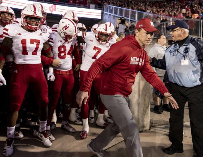 Nebraska to extend Scott Frost coaching contract to 2026